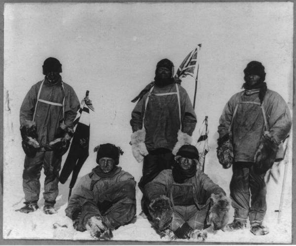 La conquista del Polo... che freddo... avete mica un Pinguino So...litario?