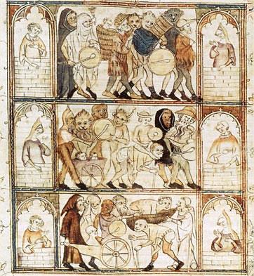 L'amore nel Medioevo