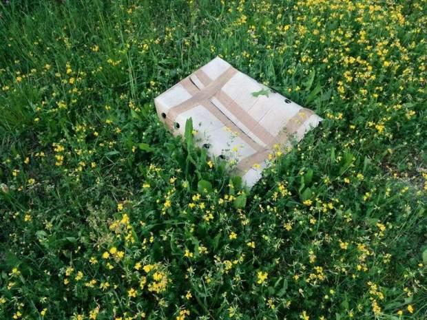 Le scatole vuote ritrovate nei calanchi. Indizi?
